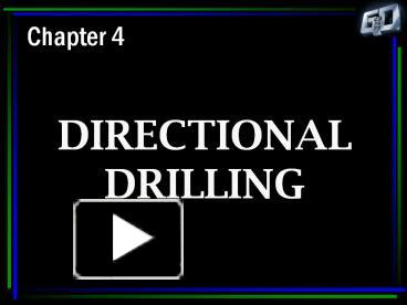Ppt directional drilling powerpoint presentation free to ppt directional drilling powerpoint presentation free to download id 100ff0 zdc1z toneelgroepblik Images