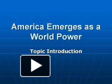 pla as a world power essay