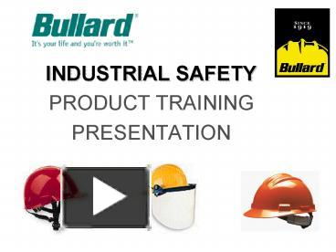 PPT – INDUSTRIAL SAFETY PowerPoint presentation | free to