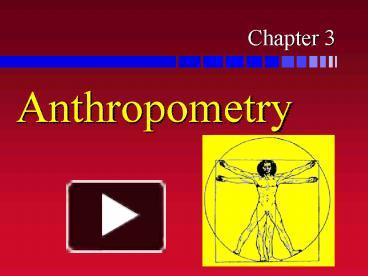 anthropometry in architecture design pdf