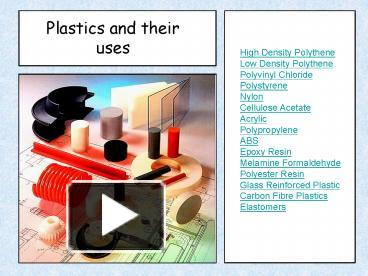 ppt – plastics and their uses powerpoint presentation | free to, Powerpoint Plastic Bag Presentation Template, Presentation templates