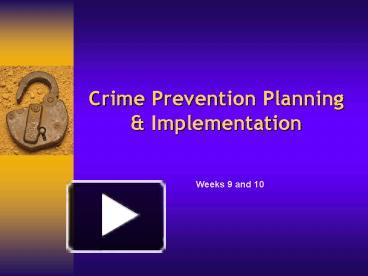 a philosophical approach to crime and Deterrence theory proponents of deterrence believe that people choose to obey or violate the law after calculating the  vent crime, therefore,.