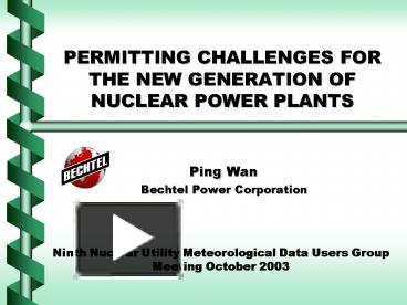 bechtel power corporation s use of objective
