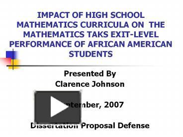thesis defense presentation, Modern powerpoint