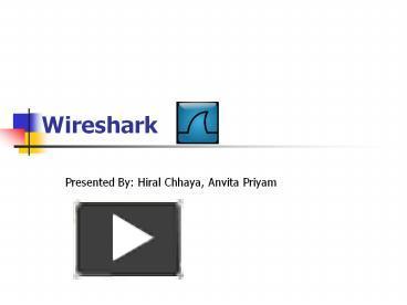 PPT – Wireshark PowerPoint presentation | free to download