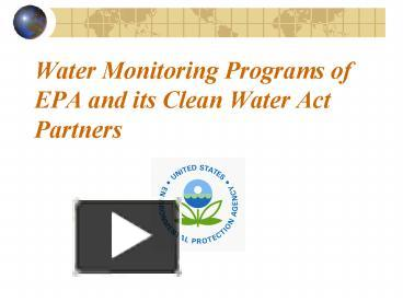 the losing battle of the clean water act and environmental protection agency