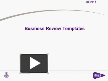 Ppt business review templates powerpoint presentation free to ppt business review templates powerpoint presentation free to view id 1f3795 zdc1z friedricerecipe Images