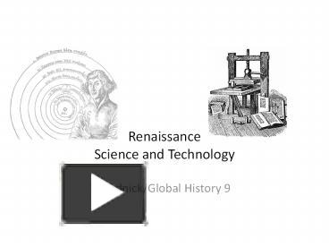 renaissance science inventions - 450×338