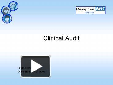 ppt – clinical audit powerpoint presentation | free to view - id, Presentation templates