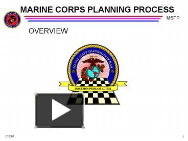 ppt – marine corps planning process powerpoint presentation | free, Modern powerpoint