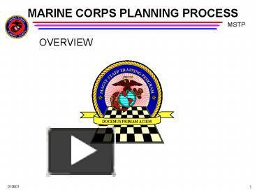 ppt – marine corps planning process powerpoint presentation   free, Modern powerpoint