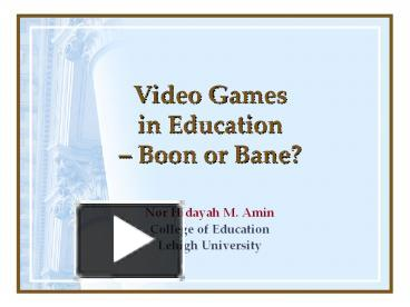todays education boon or bane