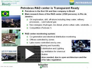 PPT – Petrobras R PowerPoint presentation | free to download