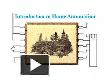 PPT – Introduction to Home Automation PowerPoint