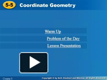 ppt coordinate geometry powerpoint presentation free to view