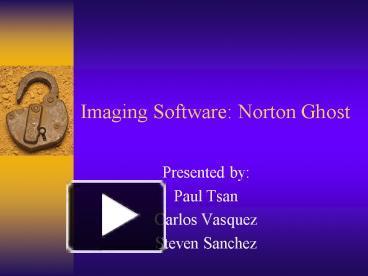Powerpoint presentation with speaker notes norton