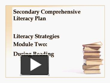 literacy plan 2/25 literacy strategic plan mission the nevada literacy office (nlo) supports the efforts of non-profit state, county, and local literacy improvement programs for nevadans, including libraries, adult basic education, english.