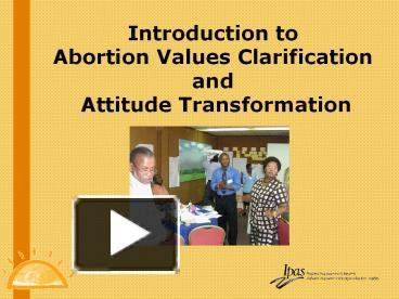 an introduction to abortion