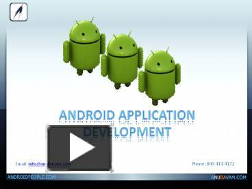 Ppt android application development powerpoint presentation free ppt android application development powerpoint presentation free to view id 2aa4b6 mtuym toneelgroepblik Image collections