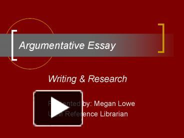 argumentative essay watching television Argumentative essay television argumentative essay television detect plagiarism, generate mla or apa citations, and correct grammarwatching television is one of the.