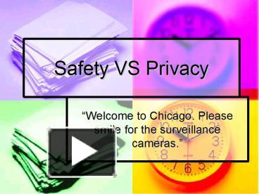 safety vs privacy Tap here to turn on desktop notifications to get the news sent straight to you.