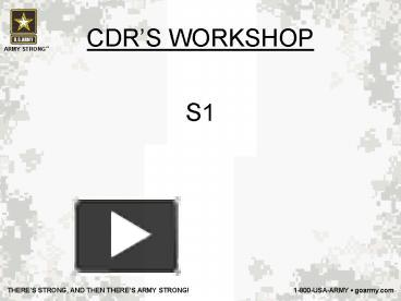 Ppt cdrs workshop powerpoint presentation free to view id ppt cdrs workshop powerpoint presentation free to view id 375a1 zthim toneelgroepblik Image collections