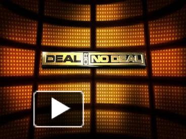 ppt – interactive tefl game: deal or no deal powerpoint, Modern powerpoint