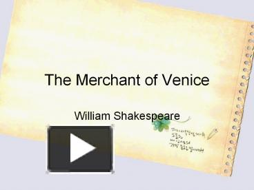 What should I talk about for this topic sentence: Shylock's demand for revenge against Antonio.?