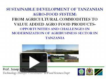 agribusiness commodity system