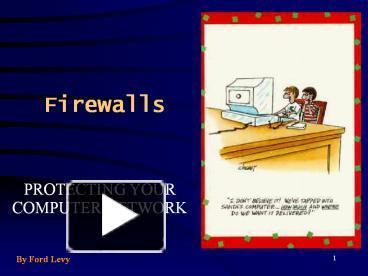 PPT – Firewalls PowerPoint presentation | free to download