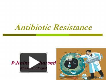 The fight against antimicrobial resistance across Europe