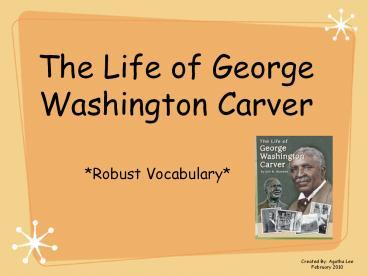 the life and roles of george washington