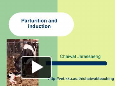 Ppt parturition and induction powerpoint presentation free to ppt parturition and induction powerpoint presentation free to download id 3fd713 njhjo toneelgroepblik Gallery