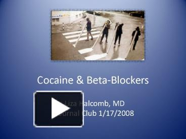 PPT – Cocaine PowerPoint presentation | free to download - id