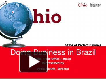 the issues of doing business in brazil
