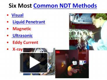 ndt ppt free download