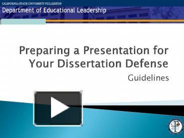 ppt – preparing a presentation for your dissertation defense, Presentation templates