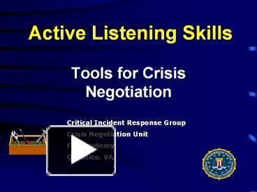 Active Listening Skills |authorSTREAM