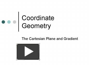 Ppt coordinate geometry powerpoint presentation free to download ppt coordinate geometry powerpoint presentation free to download id 42ab3f mzdjy ccuart Gallery