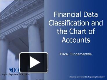 PPT – Commonwealth of Virginia Fiscal Fundamentals