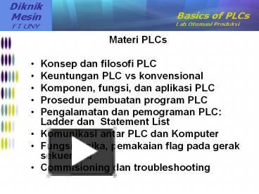 Ppt materi plcs powerpoint presentation free to download id ppt materi plcs powerpoint presentation free to download id 4807de ywvjm ccuart Gallery