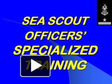Boy Scouts of America Sea Scout Trident Seabadge Participant Pin Official BSA