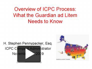 an overview of the objectives and impact of the guardian ad litem program