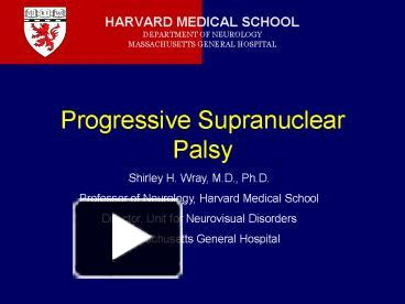ppt progressive supranuclear palsy powerpoint presentation free microsoft powerpoint diagrams ppt progressive supranuclear palsy powerpoint presentation free to view id 4b1682 ndnhn