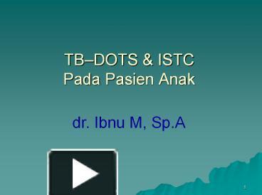 PPT - Genital Tuberculosis PowerPoint Presentation, free