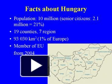 PPT – Facts about Hungary PowerPoint presentation | free to