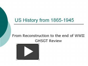 us history 1865 1945 worksheet