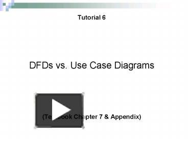 Ppt dfds vs use case diagrams powerpoint presentation free to ppt dfds vs use case diagrams powerpoint presentation free to download id 56d420 otrlm ccuart Image collections