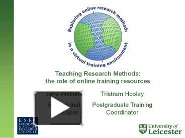 teaching research method