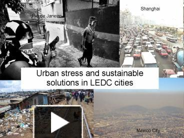 so why is ghana an ledc Gcse geography revision resources covering medcs and ledcs, development  (ledc) is a poor country development is often taken to mean the wealth of a country.